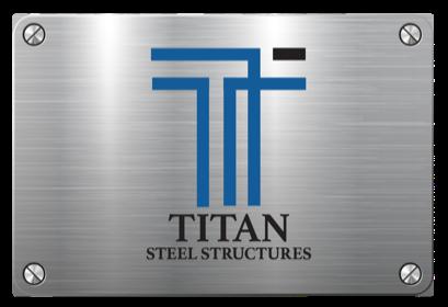 titan steel structures logo
