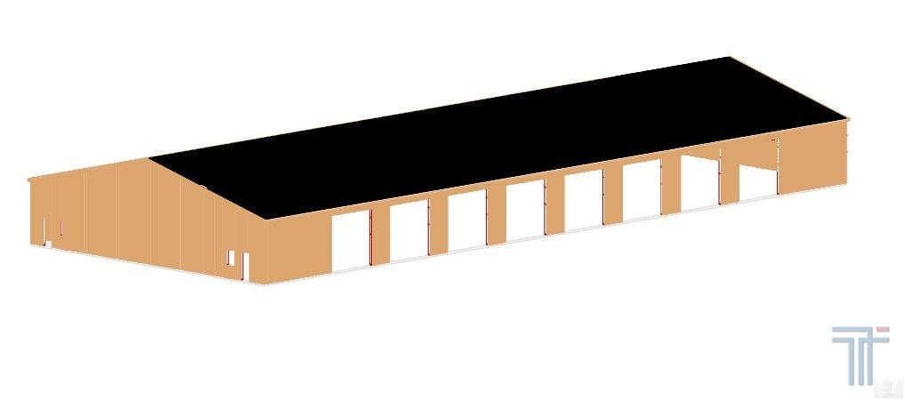 80x200 steel building kit